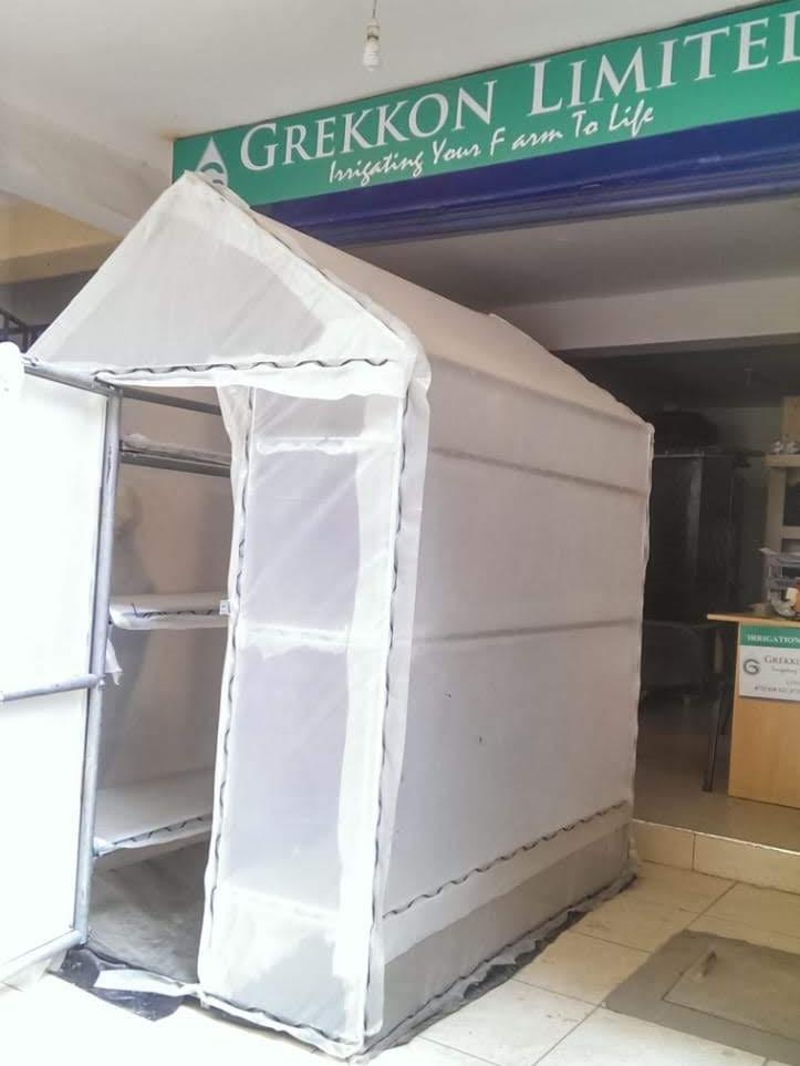 Grekkon solar dryers