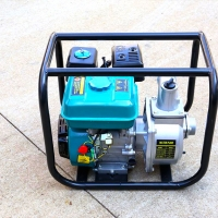 grekkon generator pump irrigation