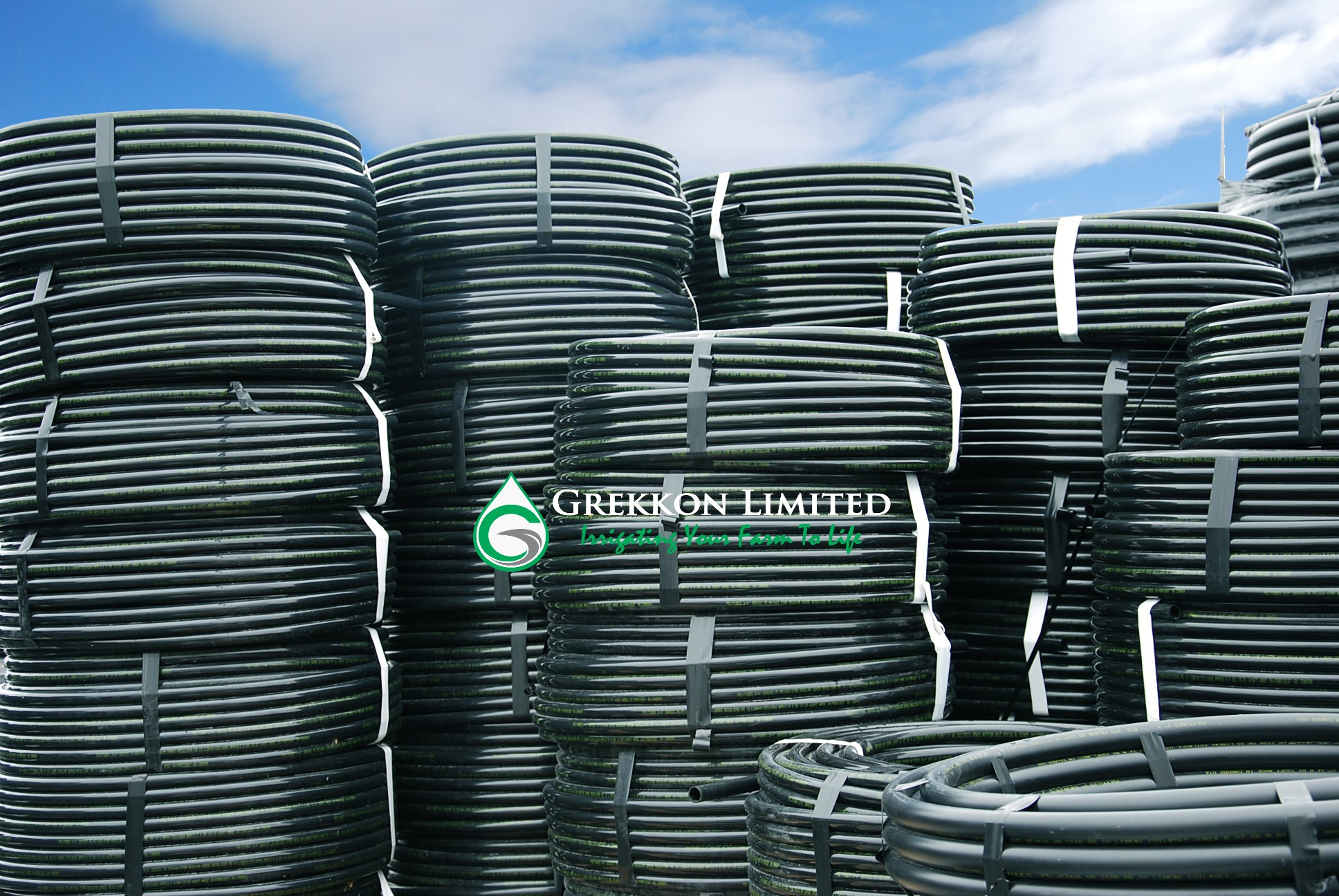 HDPE pipes 20mm by Grekkon Limited