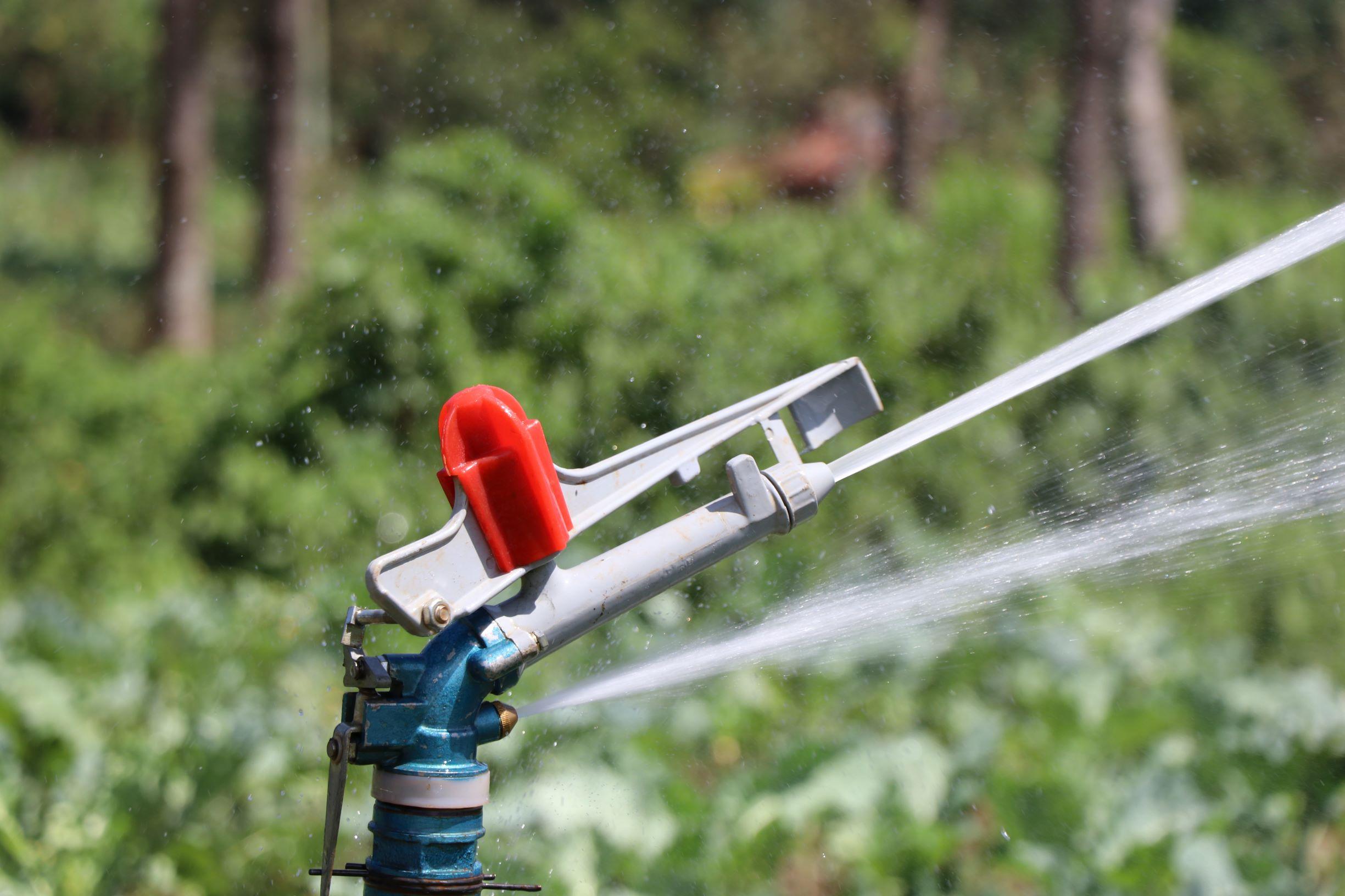 Rain gun Sprinklers