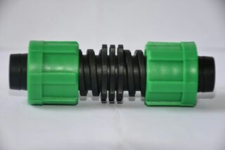 Drip fittings. Drip connector by Grekkon Limited