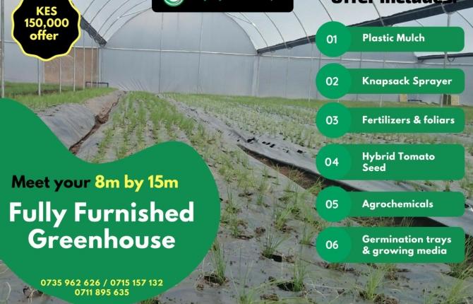 Best Greenhouse Prices