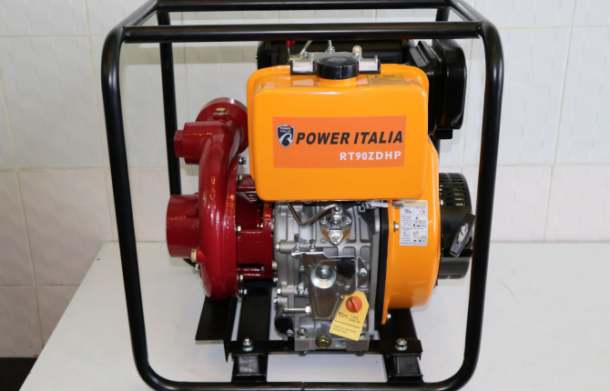 How to choose an irrigation water pump