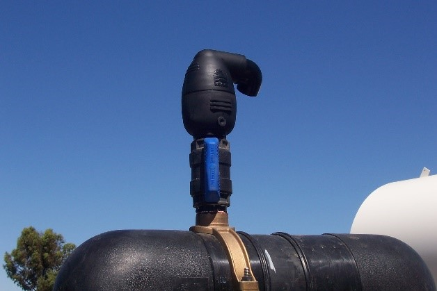 Air Release Valves in Irrigation